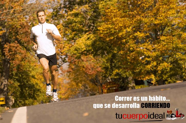Correr es uno de los mejores hábitos para bajar de peso que puedes aprender y desarrollar. Correr te hará quemar grasa y mejorar tu capacidad aeróbica.