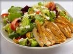 cena saludable para una dieta diaria equilibrada