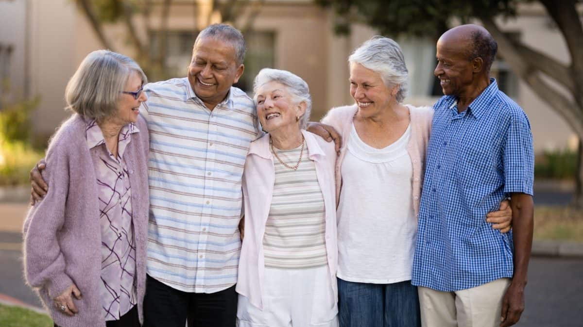 Una persona de 75 años puede gozar de un buen funcionamiento físico y mental.